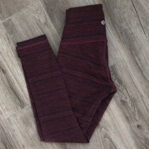 Lululemon high times legging